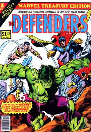 Marvel Treasury Edition (1974-1981)#16