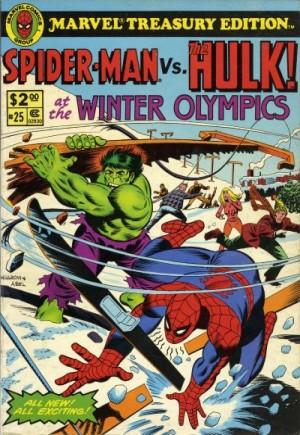 Marvel Treasury Edition (1974-1981)#25