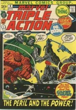 Marvel Triple Action (1972-1979) #4A