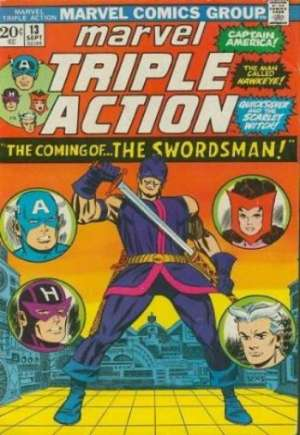 Marvel Triple Action (1972-1979) #13A