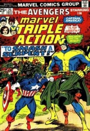 Marvel Triple Action (1972-1979)#25
