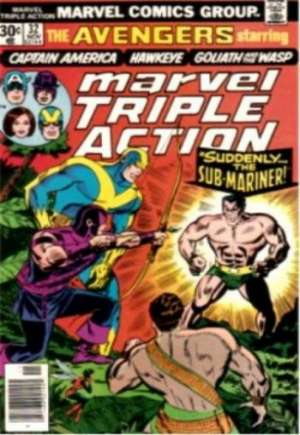 Marvel Triple Action (1972-1979) #32