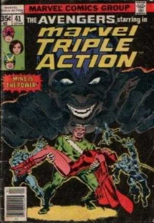 Marvel Triple Action (1972-1979)#41