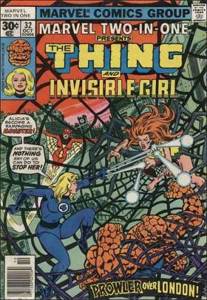 Marvel Two-In-One (1974-1983)#32A