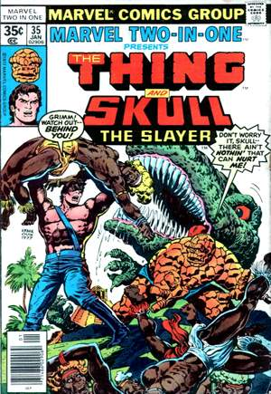 Marvel Two-In-One (1974-1983) #35A