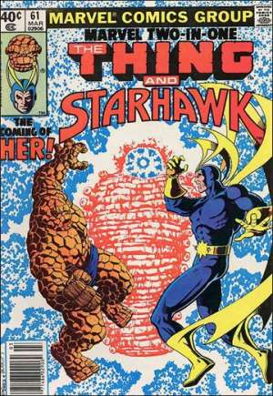 Marvel Two-In-One (1974-1983)#61A