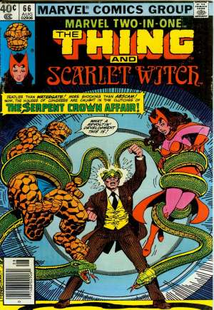 Marvel Two-In-One (1974-1983)#66A