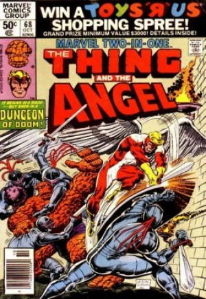 Marvel Two-In-One (1974-1983)#68A