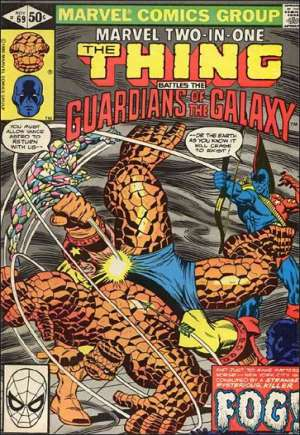 Marvel Two-In-One (1974-1983)#69B