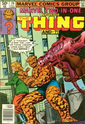 Marvel Two-In-One (1974-1983)#70A