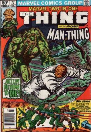 Marvel Two-In-One (1974-1983)#77A
