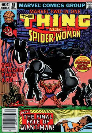 Marvel Two-In-One (1974-1983) #85A