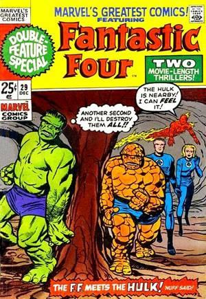 Marvel's Greatest Comics (1969-1981)#29