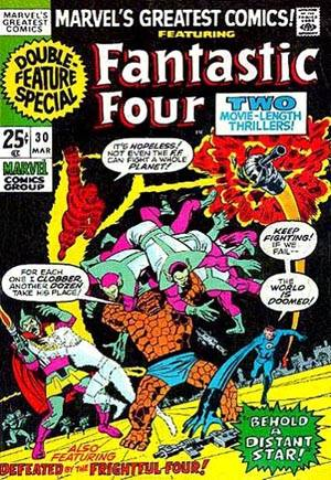 Marvel's Greatest Comics (1969-1981) #30