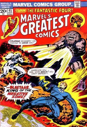 Marvel's Greatest Comics (1969-1981)#45