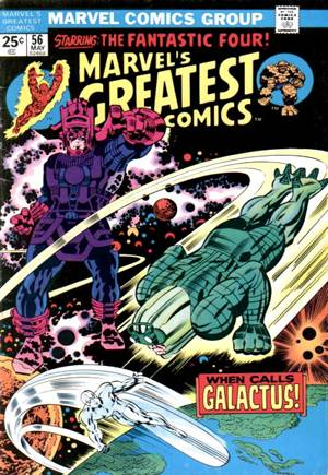 Marvel's Greatest Comics (1969-1981) #56