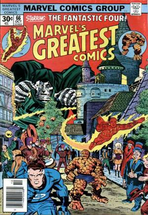 Marvel's Greatest Comics (1969-1981) #66