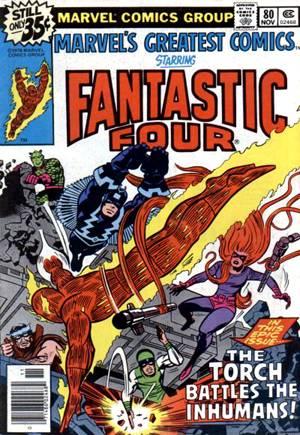 Marvel's Greatest Comics (1969-1981)#80