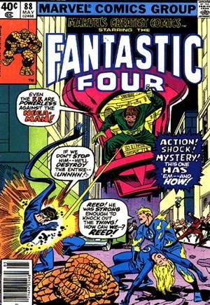 Marvel's Greatest Comics (1969-1981)#88
