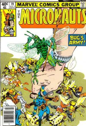 Micronauts (1979-1984)#19A