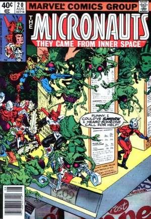 Micronauts (1979-1984)#20A