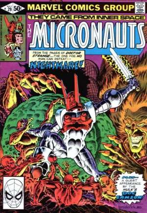 Micronauts (1979-1984)#29B