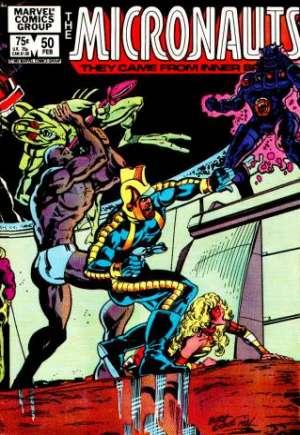 Micronauts (1979-1984)#50