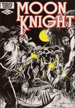 Moon Knight (1980-1984)#21