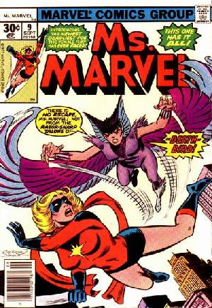 Ms. Marvel (1977-1979)#9A