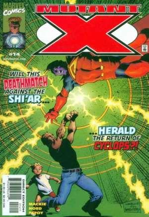 Mutant X (1998-2001)#14