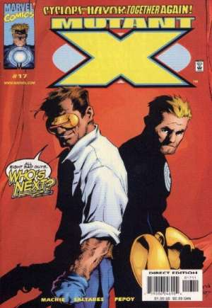 Mutant X (1998-2001)#17