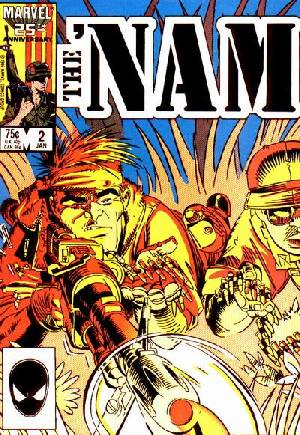 'Nam (1986-1993)#2B