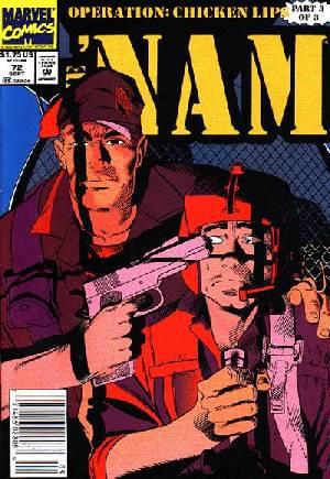 'Nam (1986-1993)#72A