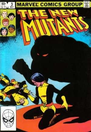 New Mutants (1983-1991)#3B