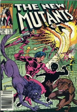 New Mutants (1983-1991)#16A