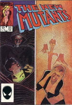 New Mutants (1983-1991)#23B