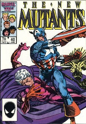 New Mutants (1983-1991)#40B