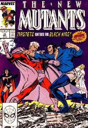 New Mutants (1983-1991)#75B