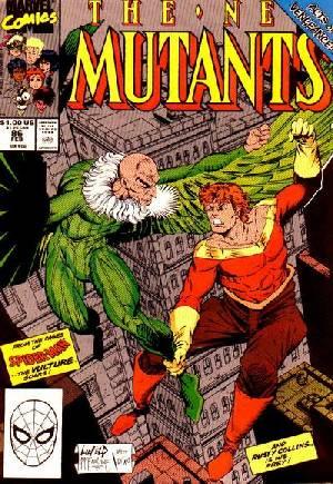 New Mutants (1983-1991)#86B