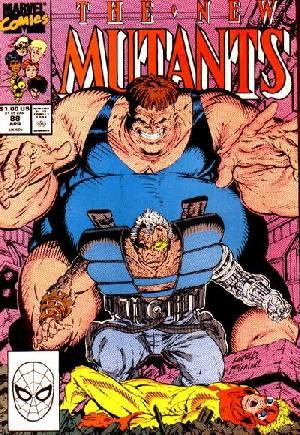 New Mutants (1983-1991)#88B