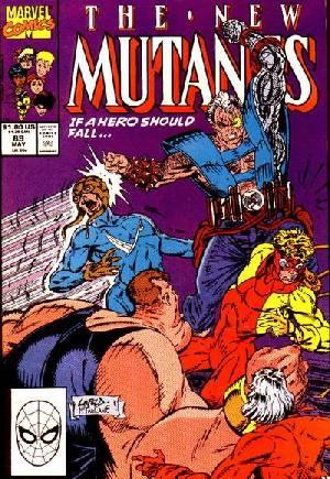 New Mutants (1983-1991)#89B