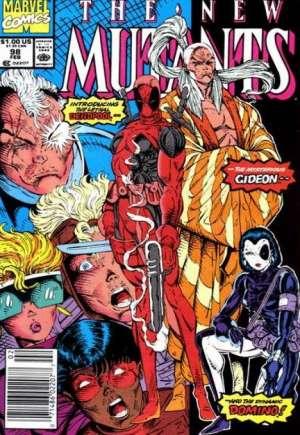 New Mutants (1983-1991)#98A