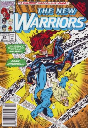 New Warriors (1990-1996) #27A