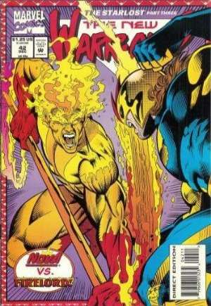 New Warriors (1990-1996)#42B
