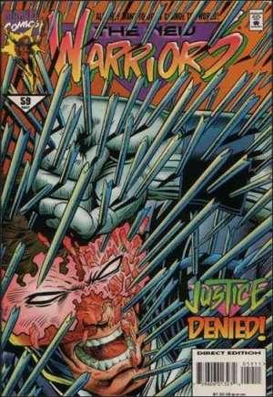 New Warriors (1990-1996)#59
