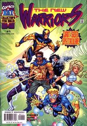 New Warriors (1999-2000)#1