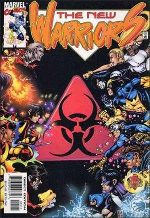 New Warriors (1999-2000)#5