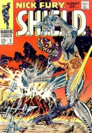 Nick Fury, Agent of S.H.I.E.L.D. (1968-1971)#2
