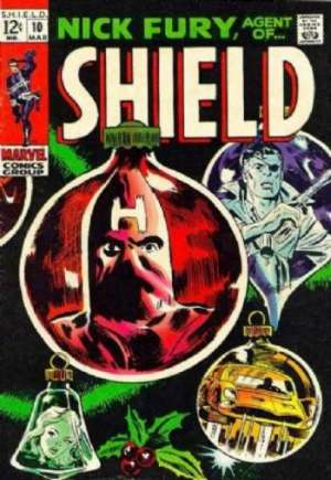 Nick Fury, Agent of S.H.I.E.L.D. (1968-1971) #10