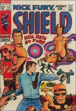 Nick Fury, Agent of S.H.I.E.L.D. (1968-1971)#12